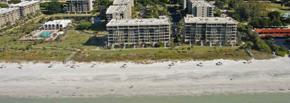 Beachplace Aerial view