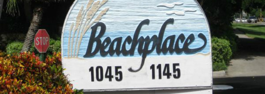 Beachplace Entrance